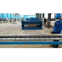 Buy cheap Mesh Size 100x100mm Welded Iron Mesh Welding Machine For Iron Wire from wholesalers