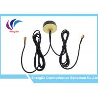 Buy cheap External GPS Antenna 4G LTE Antenna 1.5M RG174 Cable Waterproof SMA PLUG Connector from wholesalers