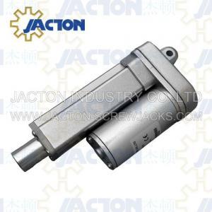 "JMN3 Micro Linear Actuator 12V 24V Motor Electric Miniature Actuators 2"" 4"" 6"" 8"" 10"" 12"""