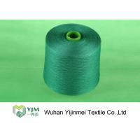 Dyed Polyester Yarn Semi Finished Yarn Material For Manufacturing Sewing Thread