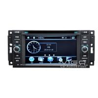Buy cheap Bluetooth A2DP Car Stereo Sat Nav for Jeep Dodge Chrysler VCH6208 from Wholesalers
