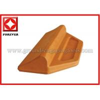 Buy cheap Agricultural Excavator Bucket Wear Parts End Segment with Casting Process from Wholesalers