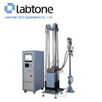 Buy cheap Shock Testing for IEC62281, Shock Tester with Payload 25kg for Cell phone Tests from wholesalers