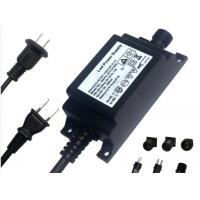 Quality 12v 3a LED Power Adapter IP68, 36Watt waterproof LED transformer, with UL CE Rohs SAA marked wholesale