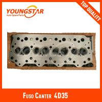 Buy cheap Cylinder Head 1997/6 Mitsubishi Fuso Canter FE568C LONG 4D35 ENGINE 4600CC F5SPEED from Wholesalers