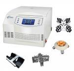 Buy cheap Low Speed Portable Centrifuge Machine / Medium Size Lab Centrifuge Machine BT5 from Wholesalers