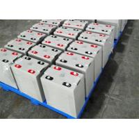 Buy cheap Solar Power Battery Sealed Lead Acid Battery 600ah No Corrosive Long Service Life from Wholesalers