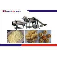 Fully Automatic Snacks Making Machine Corn Rice Snack Extruder Machine