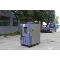 Quality CE LCD Touch Panel Environmental Test Chamber With Germany Compressor wholesale