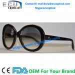 Buy cheap 2014 New Fashion Fake Big Brand Retro elegant star Sunglasses Women Sunglass Color lens glasses Patch Frame from Wholesalers