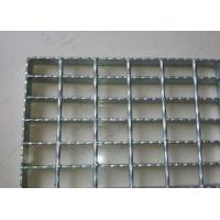30 X 5 Hot Dipped Serrated Steel Grating With Twist Bar Galvanized Steel