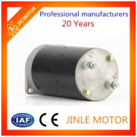 Buy cheap 12V 800W 3500RPM Hydraulic DC Motor With Permanent Magnet OEM from Wholesalers