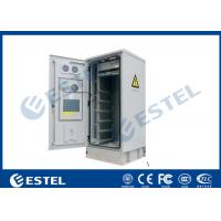 Buy cheap IP55 32U Outdoor Telecom Cabinet Double Wall With Heat Insulation 19 Inch Equipment Cabinet from wholesalers