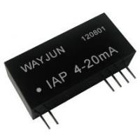 Buy cheap 4-20mA to 4-20mA Passive Signal Isolated Converter 3000VDC  one in two out SIP12 CE approved from wholesalers