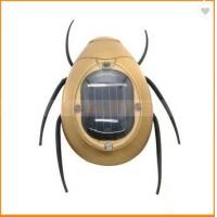Buy cheap Business Promotion Moving Solar ABS Cockchafer Gift Toy from Wholesalers