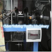top quality  shoe lace head covering machine China factory tellsing company