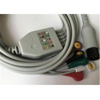 Buy cheap Goldway UT4000a ECG Medical Cables AHA / IEC Type Durable TPU Material from Wholesalers