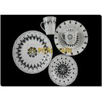 China Contemporary Casual Dining Ware Set , Classical Dining Tableware Sets Easy Cleaning on sale