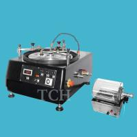 15 Precision Automatic metallographic samples Lapping / Polishing Machine with Three 4 Work Stations - EQ-Unipol-1502