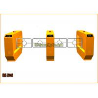 Buy cheap IR Detector Retractable Retractable security gates Hith Security Turnstile from Wholesalers