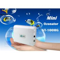 Buy cheap Portable Ionizer Generator Commercial Ozone Generator Disinfection Clean Room from wholesalers