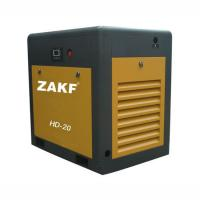 20HP 15KW Yellow Direct Air Cooling Air Screw Compressor 2930 R/Min Motor Speed