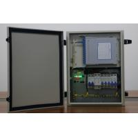 Buy cheap 220V AC Input / Output DC 48V Outdoor Power Cabinet UPS Backup Battery System from wholesalers