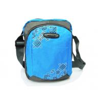 Buy cheap Blue Mens Nylon Shoulder Sports Bag For Outdoor Sports / Travel from Wholesalers