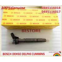 BOSCH genuine and New Common rail Injector 0445116018, 0445116017 for 33800-2F000