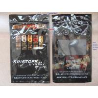Buy cheap Very Nice Humidified Pouch to Keep 4 Cigars Fresh when Party , Travel , Relaxation from Wholesalers