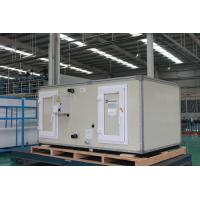 Airport installation modular AHUs with KRUGER fan VFD max 800 tons