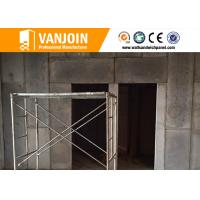 Buy cheap Heat Resistant Insulated  EPS Foam Cement Sandwich Wall Panel Fire Rated from wholesalers