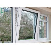Buy cheap Residential Aluminium Tilt And Turn Windows Thermal Break Opening Inward from wholesalers