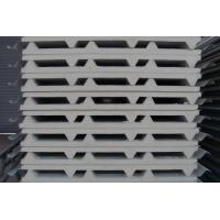 Buy cheap High density fireproof prefab wall panels , pu Sandwich Panel for roof from Wholesalers