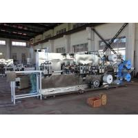 Buy cheap Full Automatic Non Woven Mask Machine 11KW 40 Pcs/Min N95 11KW Electric Control from Wholesalers