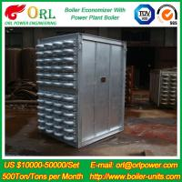 Buy cheap Natural Gas Industry CFB Boiler Finned Tube Petroleum Economizer In Power Plant from wholesalers