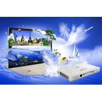 Buy cheap Android WXGA Business Presentation Projectors Led Wifi Projector Distance 0.52-5.2m from Wholesalers