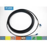 Buy cheap DLC/DLC GYFJH  2 Core Fiber Optic Cable Assembly Outdoor Protected Branch Cable from Wholesalers
