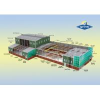 Buy cheap Pre-Engineered Building With Light Steel Structure from wholesalers