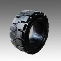 Buy cheap 6.00 X9 Forklift Tire Replacement Industrial Solid Tyres With High Stability from Wholesalers
