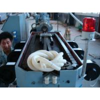 Buy cheap Single Wall PVC Pipe Production Line , Plastic Pipe Extrusion Machine from Wholesalers