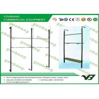 Buy cheap Eco Friendly Foldable Wall Mounted Metal Garment Rack Household Clothes Hanger from Wholesalers