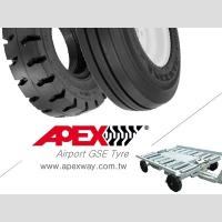 Buy cheap Airport Ground Support Equipment Tire from Wholesalers