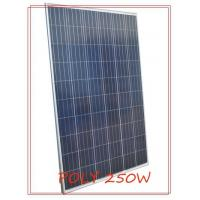 Buy cheap Waterproof life of 5-15years Polycrystalline pv module 250W with anodized aluminum frame from Wholesalers
