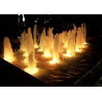 Quality SUS 316 Stainless Steel LED Underwater Light Fountain Light 9W / 27W wholesale