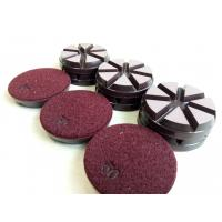 Buy cheap Ceramic Bond Transitional Dry Concrete Polishing Pads Diameter 3 Inch from wholesalers