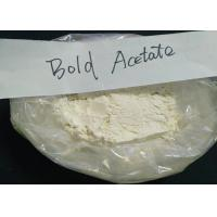 Buy cheap High Purity 99% Steroid Raw Powder Boldenone Acetate 10g/Bag For Inspection from wholesalers