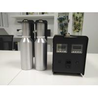 Buy cheap 1000ML*2 Aluminum Bottle Scent Diffuser Machine Imported Air Pump Total Weight 13.17KG from wholesalers