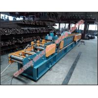 Buy cheap Steel Garage Shelves Making Roll Form Machines With Holes Punching Machine from wholesalers