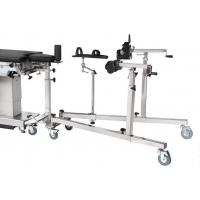 Buy cheap Premium 304 Stainless Steel Hydraulic Operation Table For Hospital Clinic from Wholesalers